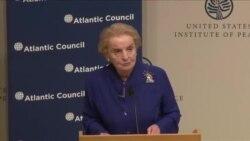 Мадлен Олбрайт: США могут сотрудничать с Россией в решении гуманитарного кризиса в Сирии при одном условии