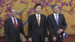 美韩朝鲜问题高官举行磋商