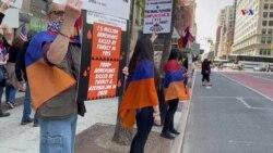 Քայլերթներ , հիշատակի միջոցառումներ ՝ Նյու Յորքի փողոցներն Ապրիլի 24- ին հայաշատ էին