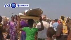 VOA60 Afirka: Bangui, Afirka ta Tsakiya, Disamba 12, 2013