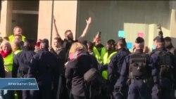 Fransa'da 'Sarı Öfke' Hayatı Felç Etmeye Hazırlanıyor