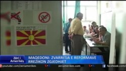 Maqedonia: Vazhdon zvarritja e reformave