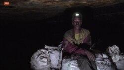 Le calvaire des mineurs informels dans les caves à charbon sud-africaines