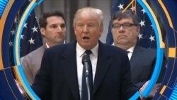 Tramp respublikachilarga: Meni quvvatlang!