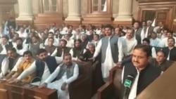 عثمان بزدار کے پنجاب کے وزیر اعلیٰ منتخب ہو نے کے بعد تقریر