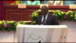 """L'accord demeure """"la seule feuille de route"""" de résolution de la crise selon Joseph Kabila (vidéo)"""