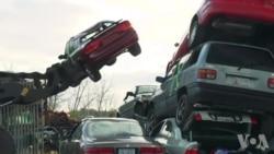 马里兰废品场让旧车重获新生