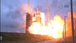 ناسا فضاپیمای جدید «اوریون» را با موفقیت آزمایش کرد