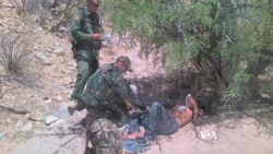 Dehydration Is Top Killer of Among Southern Arizona's Migrants