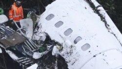 브라질 프로축구팀 태운 여객기 추락…75명 사망