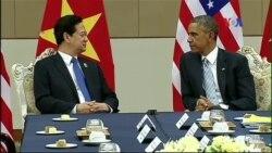 Thủ Tướng Việt Nam kêu gọi duy trì nguyên trạng ở Biển Đông