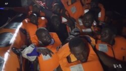 Migrant Rescue Ship Appeals to France for Help
