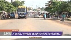 A Benué, éleveurs et agriculteurs s'accusent