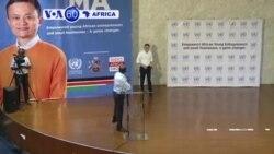 Jack Ma washinze isosiyeti y'ubucuruzi Alibaba arashaka gushora imali muri Kenya