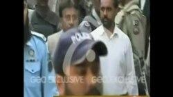 穆沙拉夫躲過一次疑似暗殺