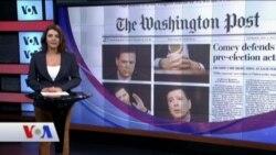 4 Mayıs Amerikan Basınından Özetler