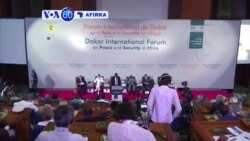 VOA60 AFIRKA: Senegal Cibiyar Tabbatar Da Tsaro Da Zaman Lafiya A Dakar, Ta Fara Tattaunawa Kan Kalubalen Tsaro A Afrika, Nuwamba 10, 2015