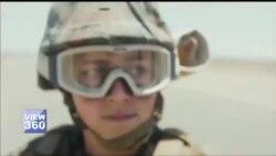 امریکی میرین فوج میں خواتین کے 100 سال مکمل