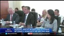Kosovë: Rreth 38 gra e 27 fëmijë në zonat e konfliktit në Siri dhe Irak