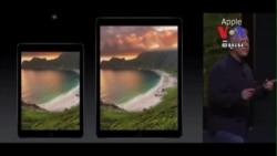 ក្រុមហ៊ុន Apple បានបញ្ចេញផលិតផលថ្មី ដែលរួមមានកុំព្យូទ័រ Tablet មានទំហំធំមិនធ្លាប់មាន