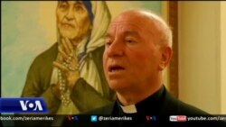 Dom Lush Gjergji flet për shenjtërimin e Nënë Terezës