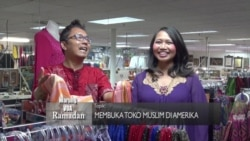 Warung VOA Ramadan: Toko Muslim Khan el Khalili (Bag 3)