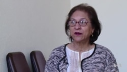Asma Jahangir talks about Iran's human rights record