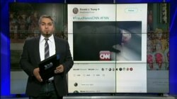 Рекордные «лайки» Трампа в «Твиттере»