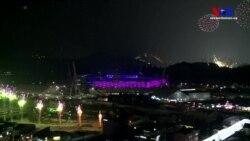 Kış Olimpiyatları Resmen Başladı