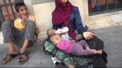 Suriye'deki Savaştan En Çok Çocuklar Yara Alıyor