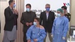 پاکستان میں کرونا وائرس کی ویکسی نیشن شروع