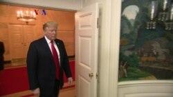 Presiden Trump Tawarkan Kompromi untuk Akhiri Shutdown