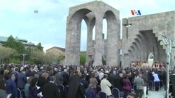 Recuerdan genocidio armenio