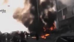 敘利亞爆炸導致學生喪生
