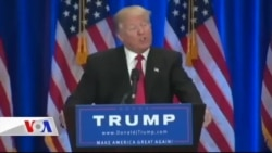 Trump'ın Tartışmalı Seçim Kampanyası
