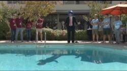 Каліфорнійський університет підприємництва дивує методами навчання. Відео