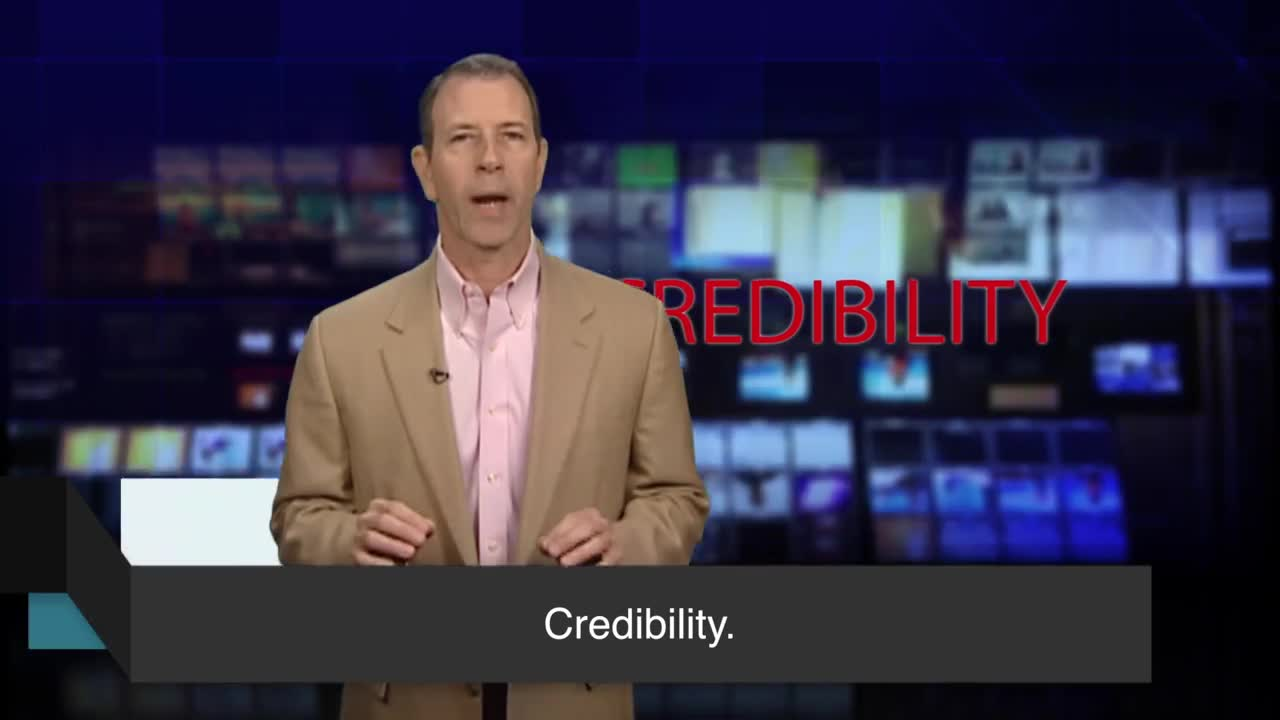 News Words: Credibility