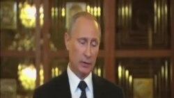 美對俄實施新制裁 普京:美俄關係將嚴重受損