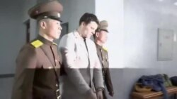US North Korea Prisoner