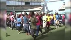África do Sul a braços com crise de refugiados