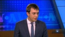 """Міністр інфраструктури України у Вашингтоні: """"Хочему говорити про чіткі інфраструктурні проекти"""". Відео"""