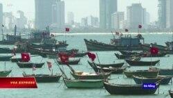 Việt Nam phản đối lệnh cấm đánh cá của Trung Quốc