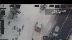 Video del FBI muestra la muerte de ranchero en Oregón
