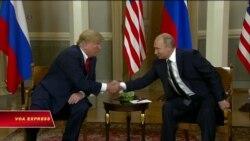 Ông Trump gửi thư cho Tổng thống Nga