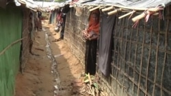 Rohingya Children in Refugee Camps