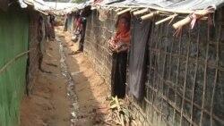 Rohingya Children in Refugee Camps