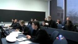 美国海军学院的外国留学生