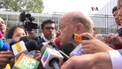 """Insulza: """"Diálogo en Venezuela parece estancado"""""""