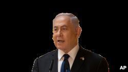د اسرائیل وزیراعظم بنیامین نتنیاهو