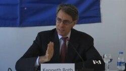 HRW Report: Politics of Fear Threatens Human Rights
